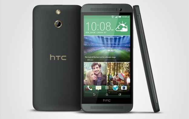 Nowy HTC One E8 /materiały prasowe