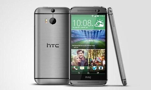 Nowy HTC One jest już dostępny w sieci Play. /materiały prasowe