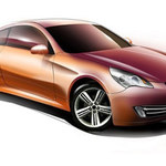 Nowy hyundai coupe