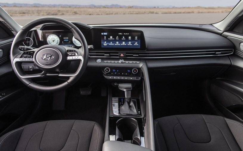 Nowy Hyundai Elantra /