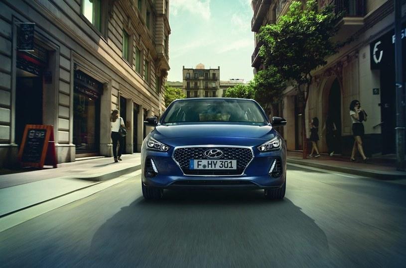Nowy Hyundai i30 /materiały prasowe