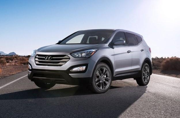 Nowy Hyundai Santa Fe będzie konkurował m.in. z Chevroletem Captivą. /Hyundai