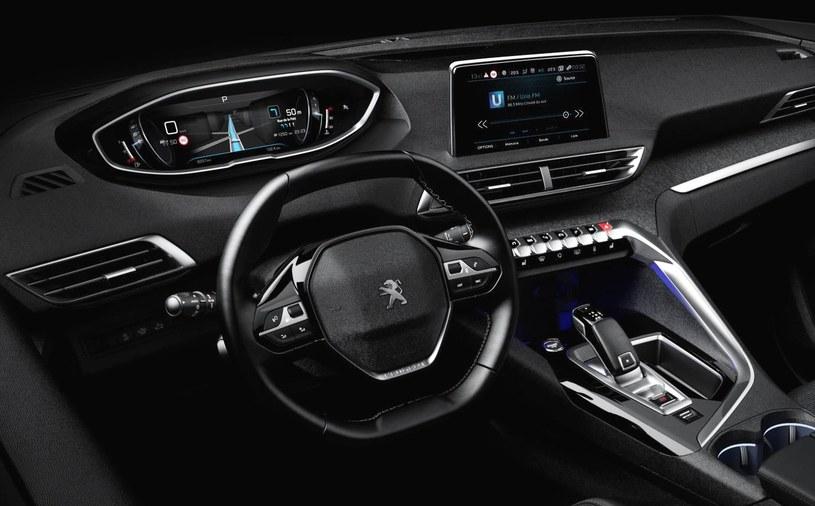 Nowy i-Cockpit Peugeota /