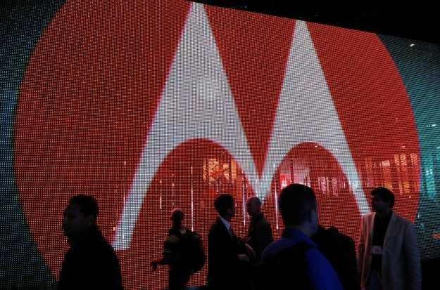 Nowy interfejs Motoroli może spodobać się użytkownikom /AFP