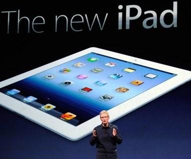 Nowy iPad zaprezentowany