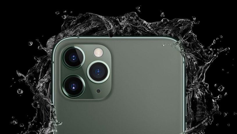 Nowy iPhone niczym kamera GoPro? /materiały prasowe