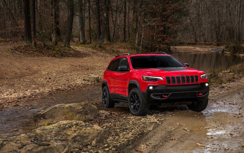 Nowy Jeep Cherokee /