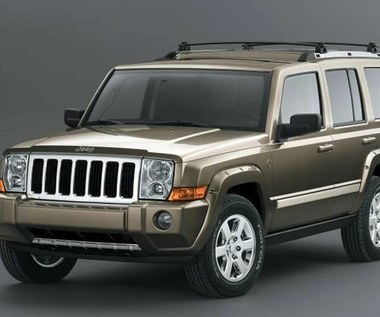 Nowy jeep!