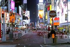 Nowy Jork: Ewakuacja Times Square