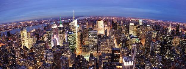 Nowy Jork - tam bije serce amerykańskiej gospodarki, giełda /©123RF/PICSEL