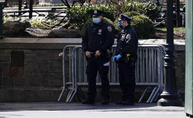 Nowy Jork walczy z koronawirusem. Szczyt zakażeń coraz bliżej?