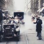 Nowy Jork z 1911 roku na filmie 4K