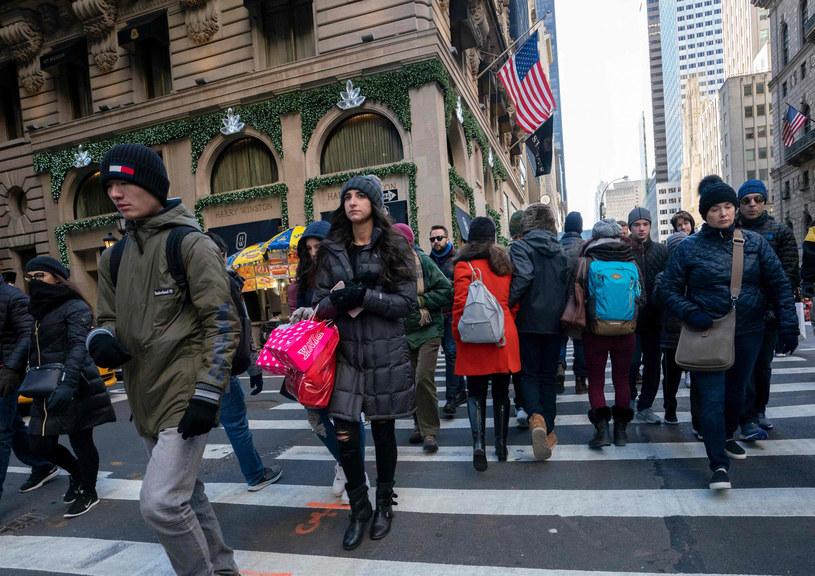 Nowy Jork; zdj. ilustracyjne / Don EMMERT / AFP /East News