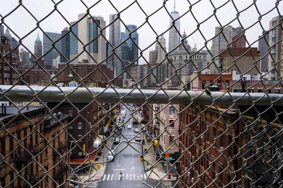 Nowy Jork /JUSTIN LANE /PAP/EPA