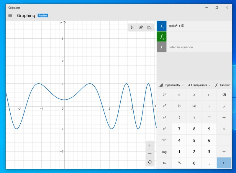 Nowy kalkulator w Windows 10 / fot. LifeHacker /materiał zewnętrzny