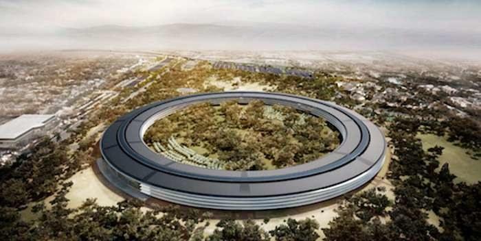 Nowy kampus Apple - otwarcie w tym roku, kosztował około 4 mld dolarów. Doskonały przykład na to, że w Dolinie Krzemowej jest za dużo pieniędzy /materiał zewnętrzny