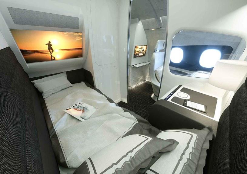 Nowy koncept kabiny Day&Night /materiały prasowe