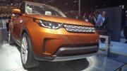 Nowy Land Rover Discovery oficjalnie