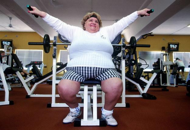 Nowy lek ma powodować utratę masy ciała /Photoshot    /PAP/EPA