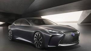 Nowy Lexus GS otrzyma wersję wodorową?