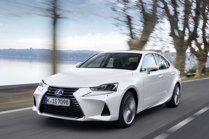 Nowy Lexus IS będzie bardzo ciekawym samochodem /
