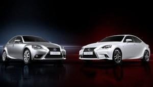 Nowy Lexus IS od 134 900 zł