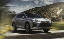 Nowy Lexus RX będzie hybrydą plug-in?