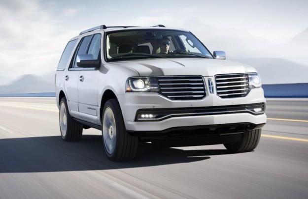 Nowy Lincoln Navigator /