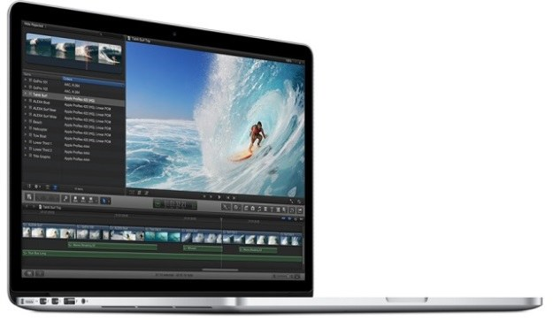 Nowy MacBook Pro z ekranem Retina i procesorem Intel Haswell /materiały prasowe