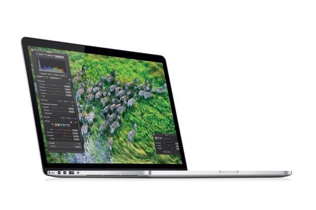 Nowy MacBook Pro z ekranem Retina wygląda znakomicie /materiały prasowe