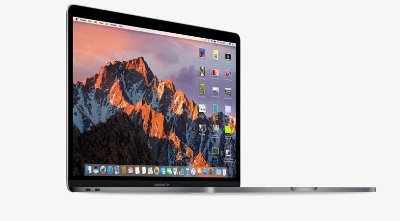 Nowy MacBook Pro /materiały prasowe