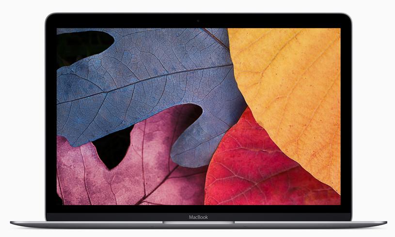 """Nowy MacBook to nie jedyna """"niespodzianka"""" konferencji Apple /materiały prasowe"""