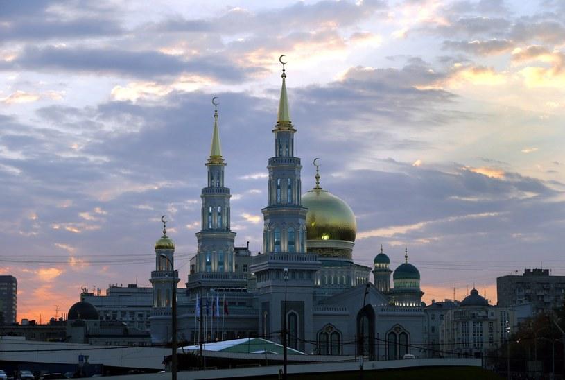 Nowy meczet w Moskwie /PAP/EPA