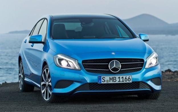 Nowy Mercedes klasy A spotkał się z  ciepłym przyjęciem /