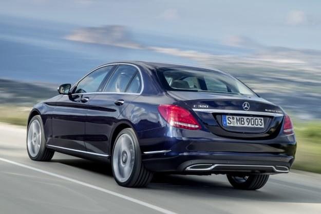 Nowy Mercedes klasy C /