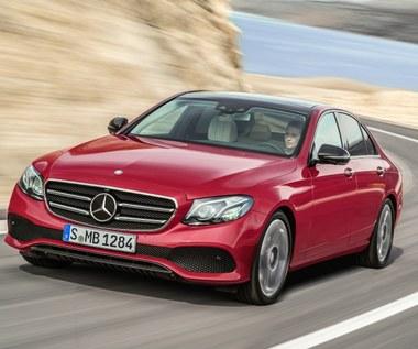 Nowy Mercedes klasy E już jest!