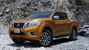 Nowy Mercedes pick-up będzie bliźniakiem Nissana Navary?