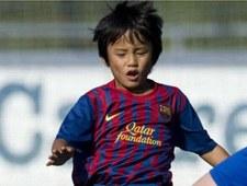 """""""Nowy Messi"""" Barcelony ma 11 lat i pochodzi z Japonii"""
