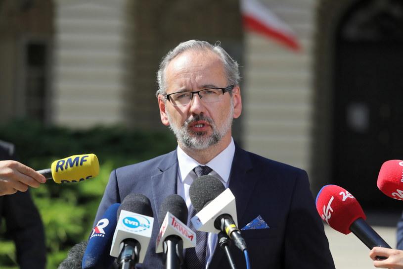 Nowy minister zdrowia Adam Niedzielski / Tomasz Gzell    /PAP