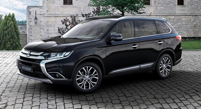 Nowy Mitsubishi Outlander /INTERIA.PL/informacje prasowe