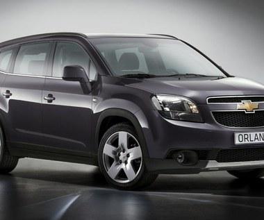 Nowy model Chevroleta