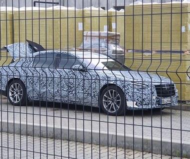 Nowy model Mercedesa przyłapany w Mielcu. Co tam robi?