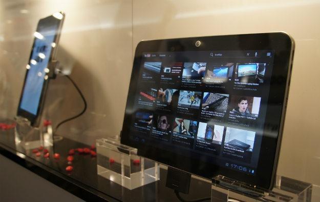Nowy model tabletu Toshiby /INTERIA.PL