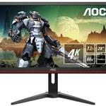 Nowy monitor 4K dla graczy – AOC G2868PQU