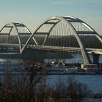 Nowy most nad Wisłą gotowy. Budowa trwała 3 lata
