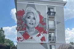 Nowy mural Kory na Bielanach