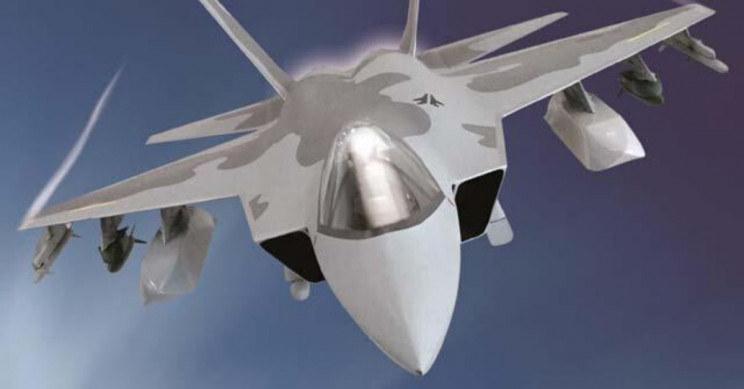 Nowy myśliwiec firmy KAI /materiały prasowe