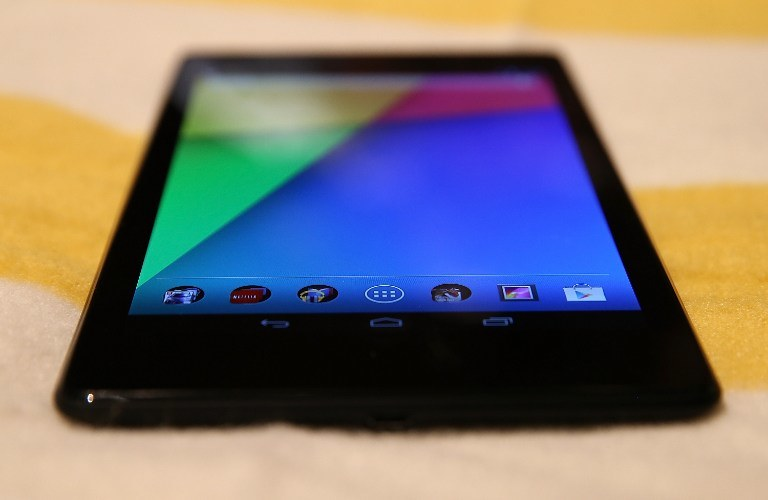 Nowy Nexus 7 i Android 4.3 /AFP