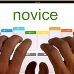 Nowy niewidzialny system pisania na ekranach dotykowych