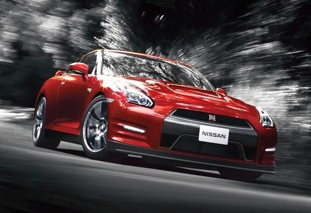 Nowy Nissan GT-R /